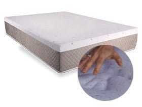 memory foam mattresses by dreamfoam